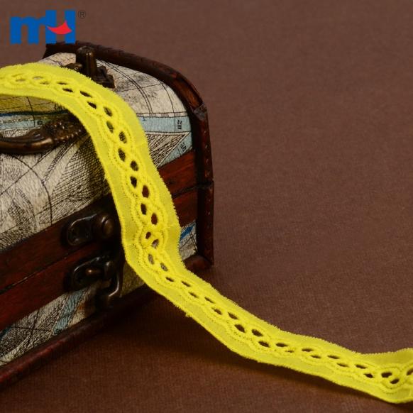 Хлопчатобумажная кружевная отделка 0573-1481