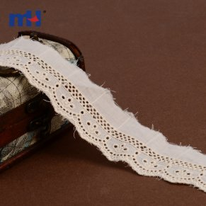 Cotton lace Trim 0573-2398