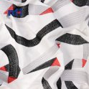 white chiffon lace fabric
