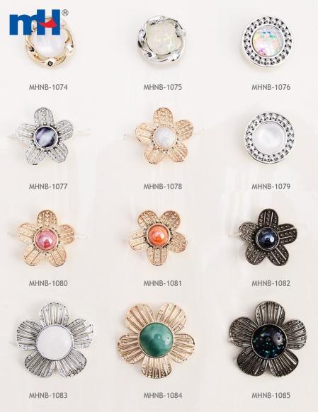 Fancy Button ONE_9473