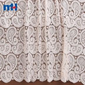 paisley lace fabric