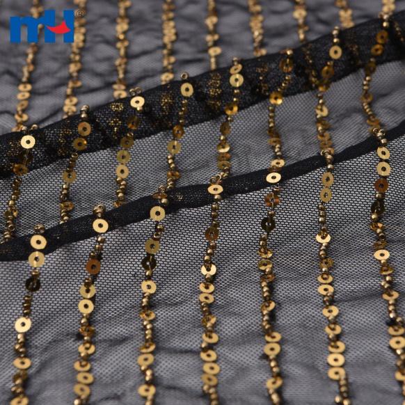 бисер кружевной ткани