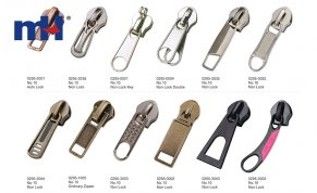 #10 heavy duty zipper sliders