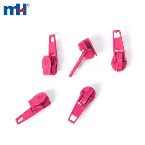 Auto lock slider