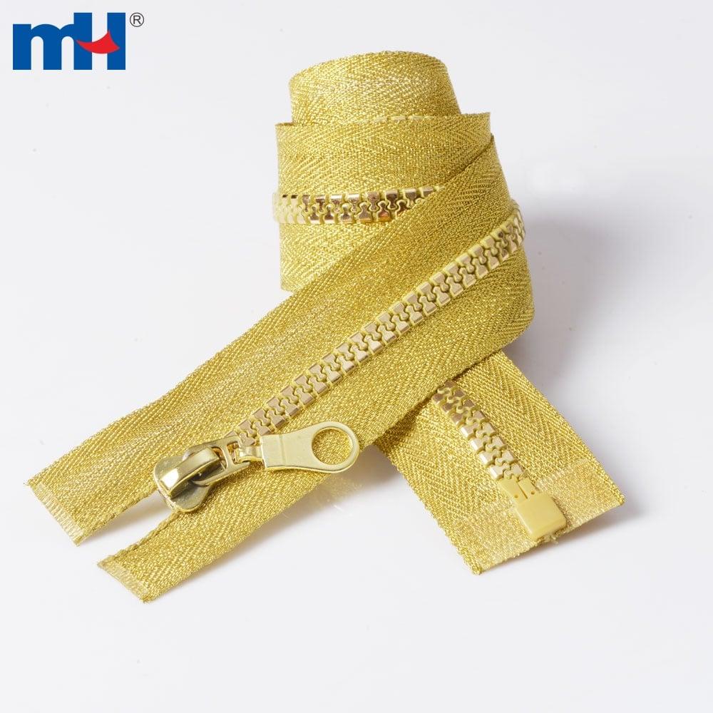 golden teeth zipper