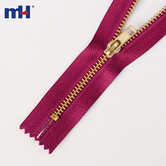 golden teeth zipper