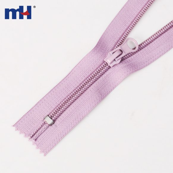 #7 nylon coil zipper