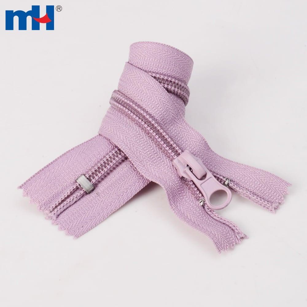 #7 nylon coil zipper