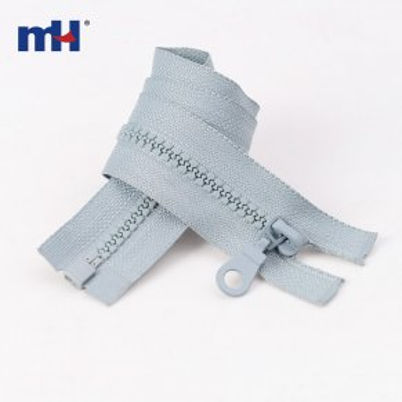 0237-2104 #5 plastic zipper