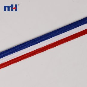 0104-0038 7/8 striped grosgrain ribbons