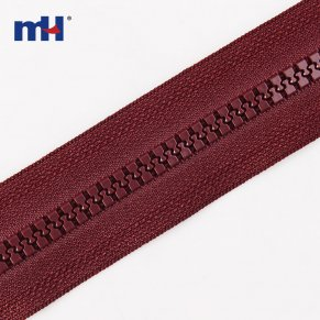 0232-4002-1 #8 two way resin zippers