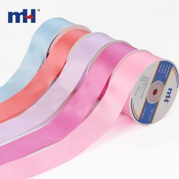 1-1/4 wide satin ribbon