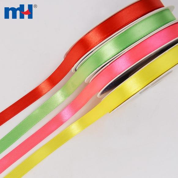 satin ribbon for gift packing