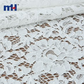cotton nylon lace fabric