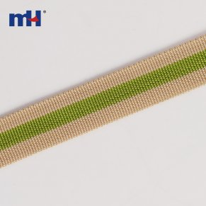 0108-4528-1 Striped PP webbing
