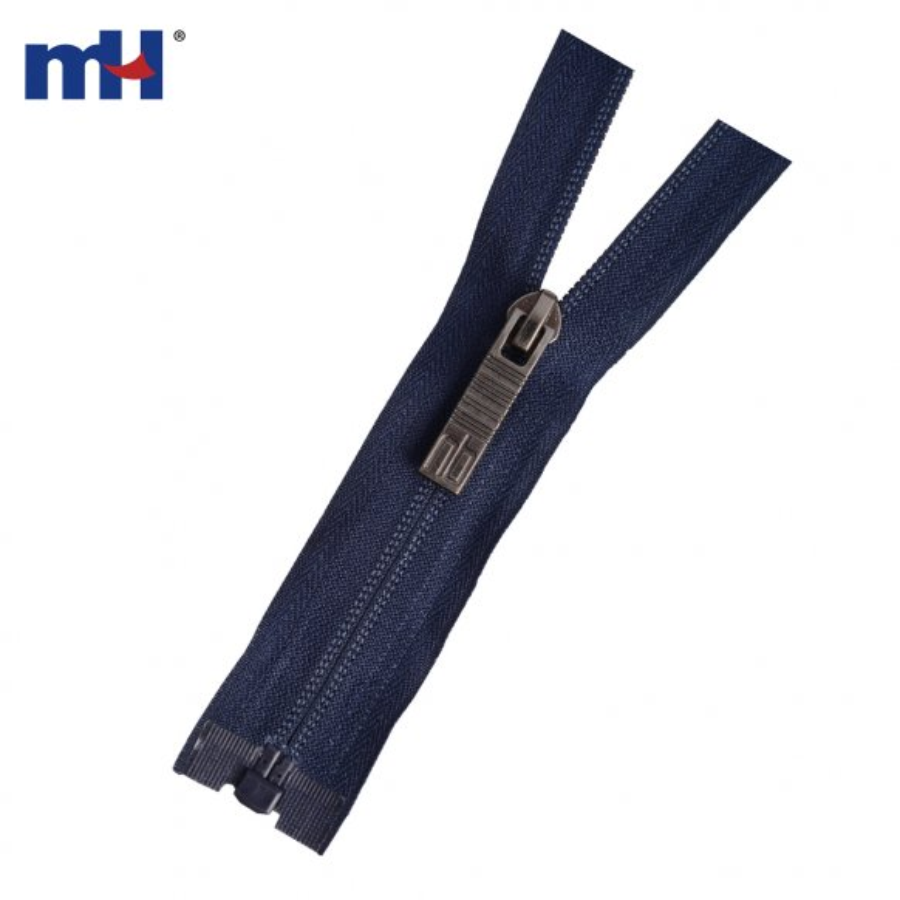 0222-0970 #5 reverse nylon zipper