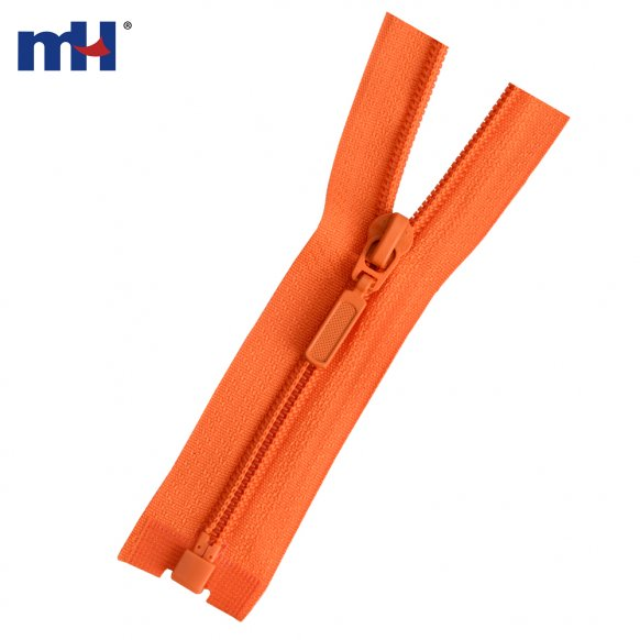 0222-0074 open end coil zipper