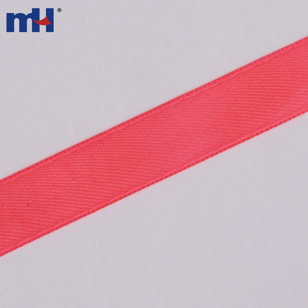 5 8 Quot Double Sided Poly Satin Ribbon Pink