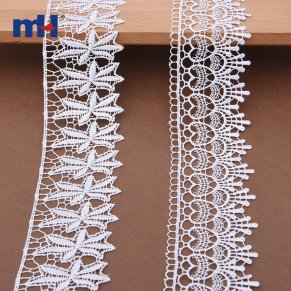 chemical white lace trim 0575-2786-1