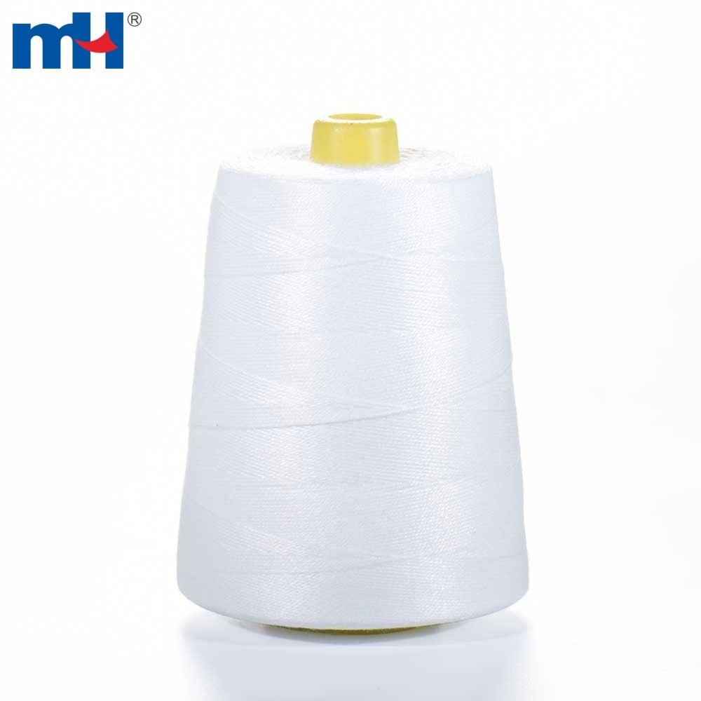 fil de fermeture de sac blanc