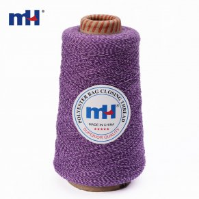 100% Spun Polyester Bag Closing Sewing Thread
