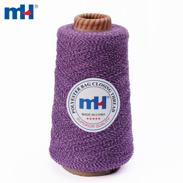 100% Spun Polyester Bag Closing Sewing Thread