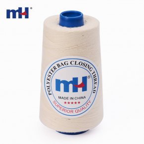 100% Spun Polyester Bag Closing Thread