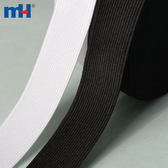 flat woven elastic