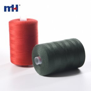 28 / 2 28s / 2 Poly Poly Core Spun Sewing Thread
