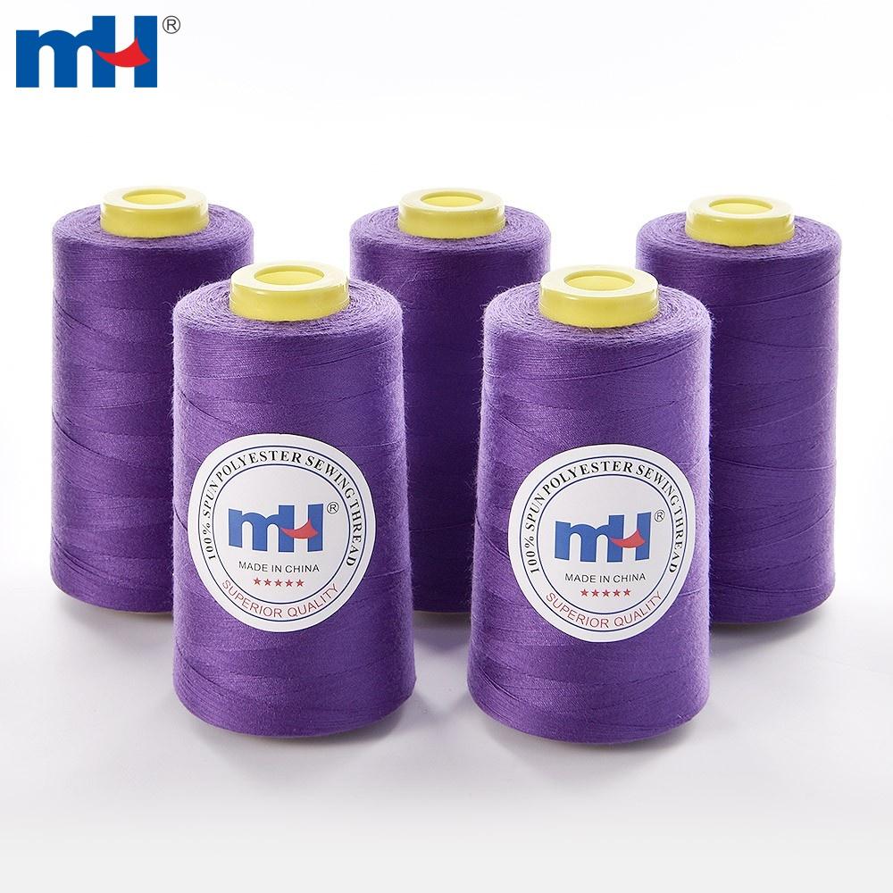 30/3 30s/3 100% Spun Polyester Sewing Thread