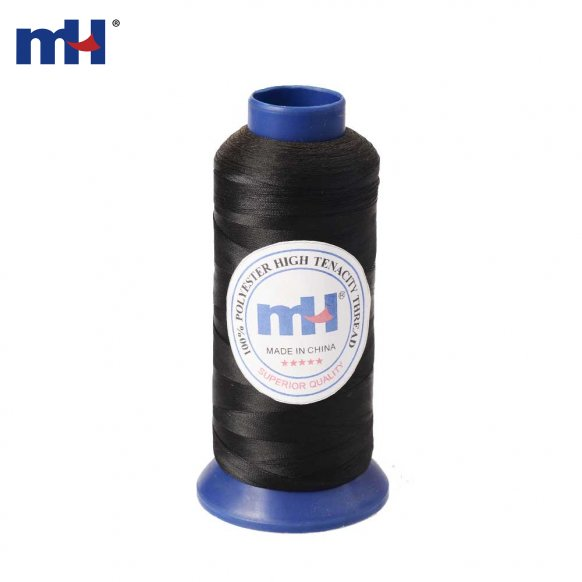 High Tenacity Chemical Resistance 100% Polyester Sewing Thread