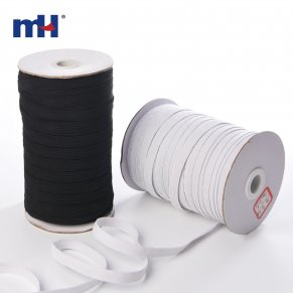 10mm flat elastic
