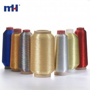 ST type metallic yarn