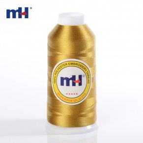 metallic gold embroidery thread