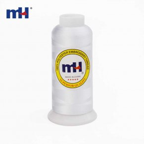 5000M 75D/2 100% Polyester Embroidery Thread