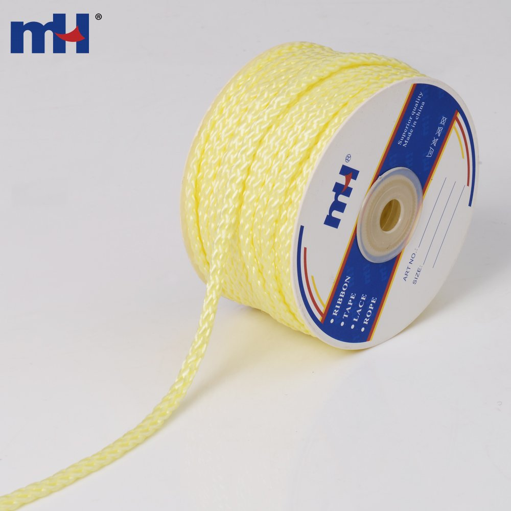 8 Strand Braided Polypropylene Rope 5mm - Ningbo MH