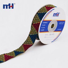 Jacquard Ribbon Trim