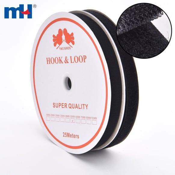 25mm nylon hook loop tape