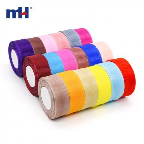 38mm organza sheer ribbon