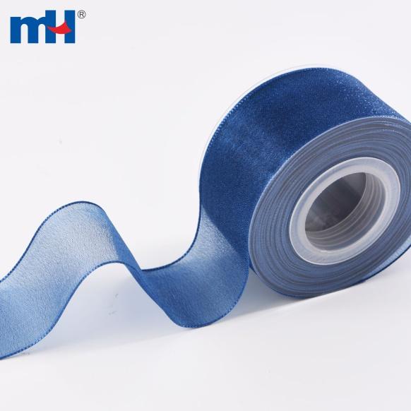 organza wired ribbon