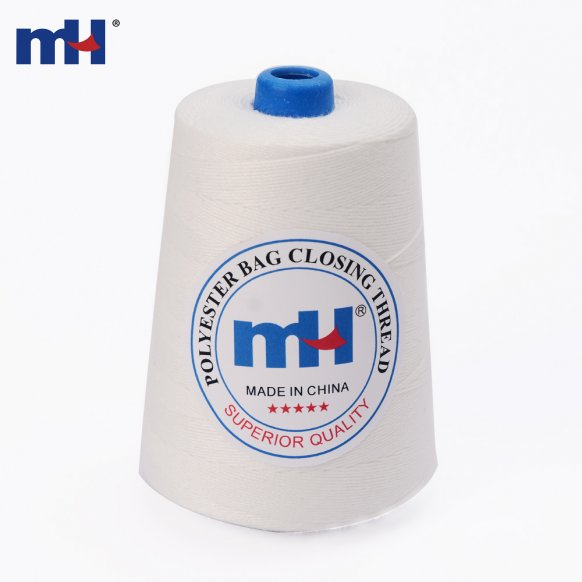 Abrasion Resistance Spun Polyester Bag Closing Thread