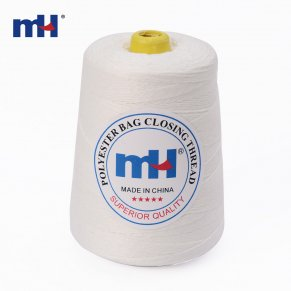 Spun Polyester Bag Closing Thread