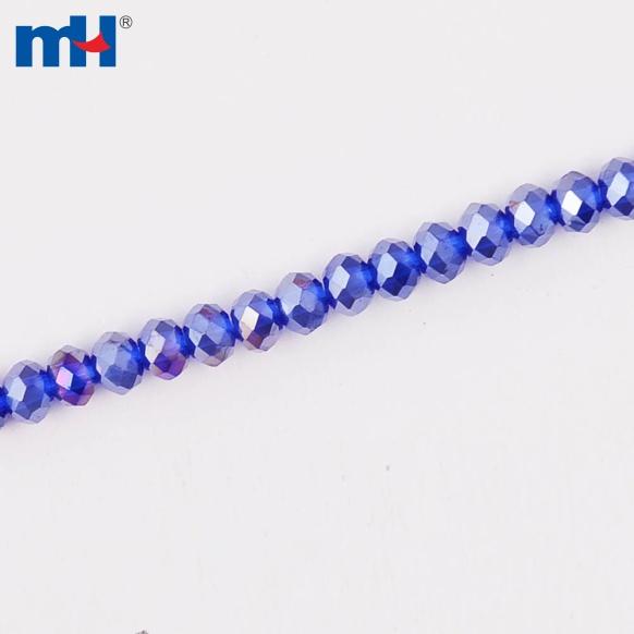 MHNE-0202    扁珠3mmAB彩
