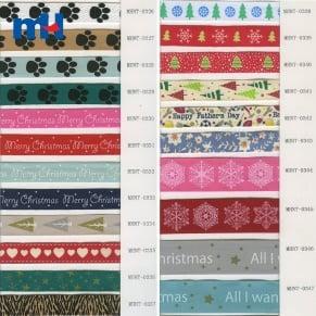 Printed Cotton Cloth Ribbons