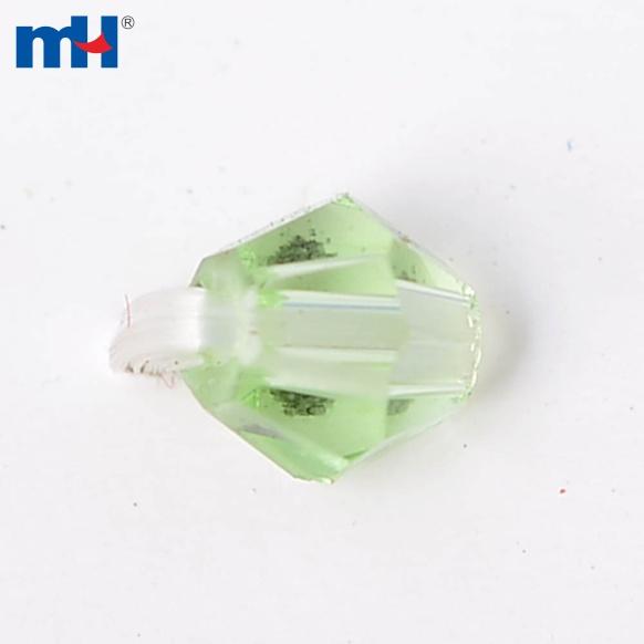 Cuentas decorativas de vidrio de 3 mm-6716-0090F