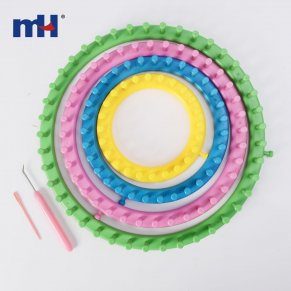 Plastic Round Knitting Loom Set 0335-0602-1