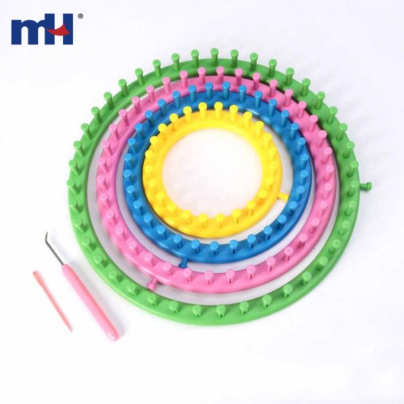 Plastic Round Knitting Loom Set 0335-0602