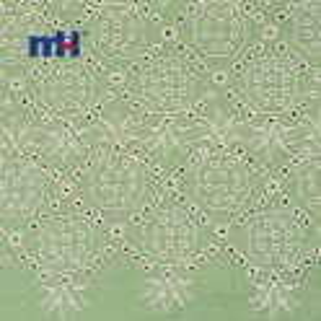 Tela de encaje de algodón M008543-2