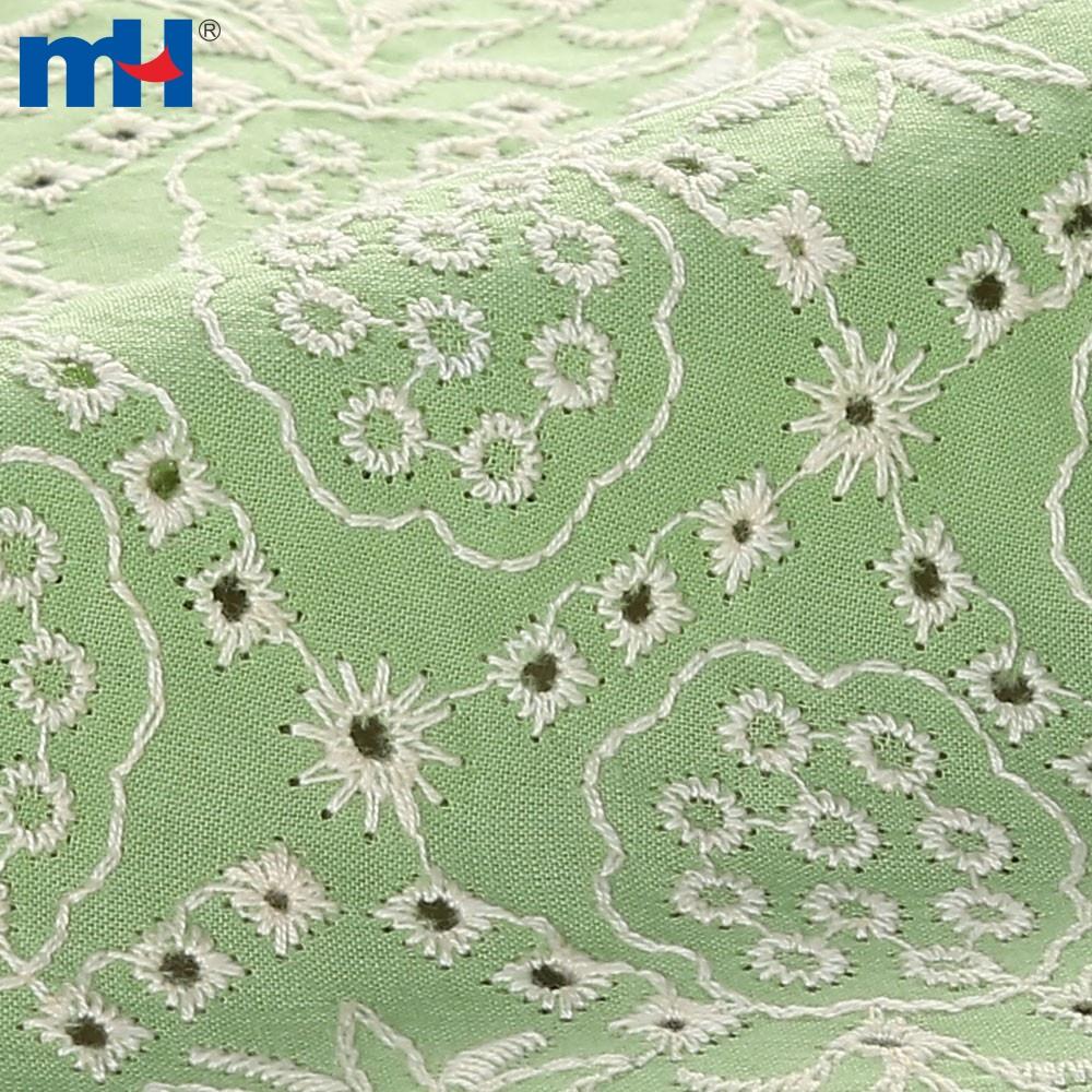 Encaje de algodón M008543
