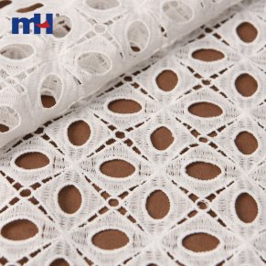 Chemical Lace Fabric S010382A-2